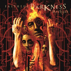 Faithful Darkness - Archgod - CD DIGIPACK