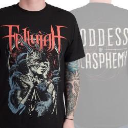Fallujah - Goddess Of Blasphemy - T-shirt (Men)