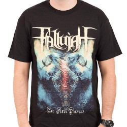 Fallujah - The Flesh Prevails - T-shirt (Men)