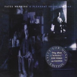 Fates Warning - A Pleasant Shade Of Gray - 3CD + DVD