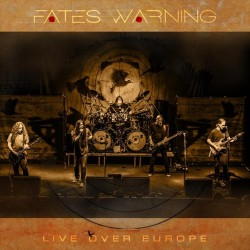 Fates Warning - Live Over Europe - 2CD DIGIBOOK