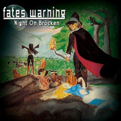 Fates Warning - Night on Bröcken - CD
