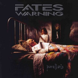 Fates Warning - Parallels - CD DIGIPAK