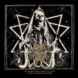 Father Befouled - Enthroning Desolation - CD
