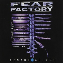 Fear Factory - Demanufacture - CD