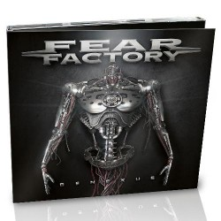 Fear Factory - Genexus - CD DIGIPAK