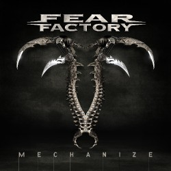 Fear Factory - Mechanize - CD