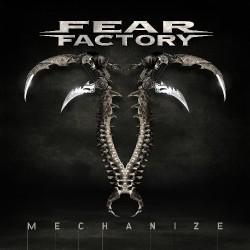 Fear Factory - Mechanize LTD Edition - CD DIGIPAK SLIPCASE