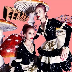 Femm - PoW! / L.C.S. + Femm-Isation - DOUBLE CD