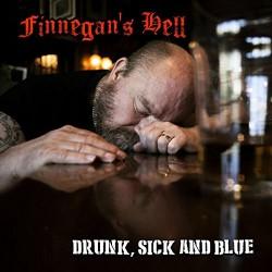 Finnegan's Hell - Drunk, Sick and Blue - CD DIGIPACK