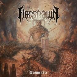 Firespawn - Abominate - CD DIGIPAK