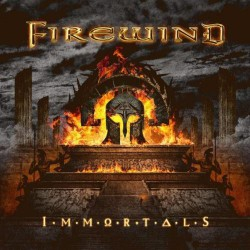 Firewind - Immortals - CD