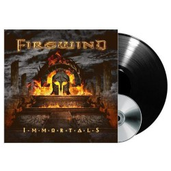 Firewind - Immortals - LP + CD