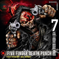Five Finger Death Punch - And Justice For None - DOUBLE LP