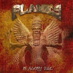 Flames - In Agony Rise - CD DIGIPAK