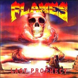 Flames - Last Prophecy - CD