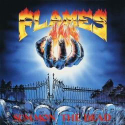 Flames - Summon The Dead - CD