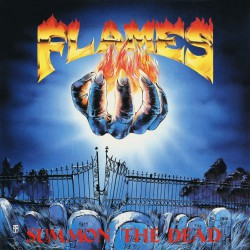 Flames - Summon The Dead - LP
