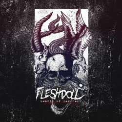 Fleshdoll - Hearts Of Darkness - CD DIGIPAK