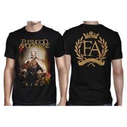 Fleshgod Apocalypse - King - T-shirt (Men)