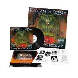 Flotsam And Jetsam - Doomsday For The Deceiver - LP