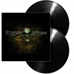 Flotsam And Jetsam - Flotsam And Jetsam - DOUBLE LP Gatefold