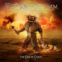 Flotsam And Jetsam - The End Of Chaos - CD DIGIPAK