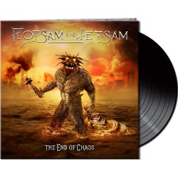Flotsam And Jetsam - The End Of Chaos - LP Gatefold
