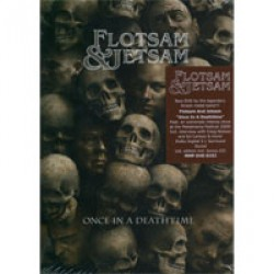 Flotsam And Jetsam - Once In A Deathtime - DVD + CD DIGIPACK