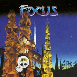 Focus - X - CD