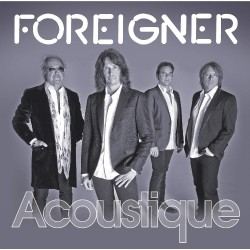 Foreigner - Acoustique - CD