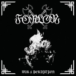 Forlor - War And Perdition - CD