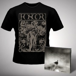 Foscor - Les Irreals Visions - CD DIGIPAK + T-shirt bundle (Men)