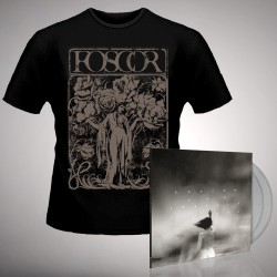 Foscor - Les Irreals Visions - DOUBLE LP GATEFOLD COLOURED + T-SHIRT bundle (Men)