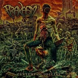 Frakasm - Century Of Decline - CD