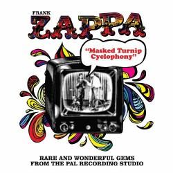 Frank Zappa - Masked Turnip Cyclophony - DOUBLE LP Gatefold