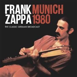 Frank Zappa - Munich 1980 - DOUBLE LP GATEFOLD COLOURED
