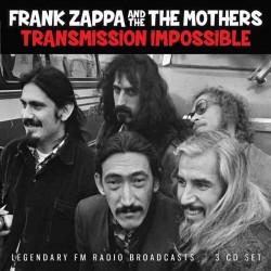 Frank Zappa - Transmission Impossible - 3CD DIGIPAK