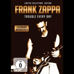 Frank Zappa - Trouble Every Day - DVD