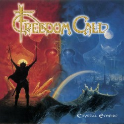 Freedom Call - Crystal empire - DOUBLE LP Gatefold