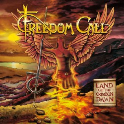Freedom Call - Land of the Crimson Dawn - CD