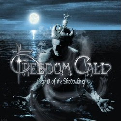 Freedom Call - Legend Of The Shadowking LTD Edition - DOUBLE LP Gatefold