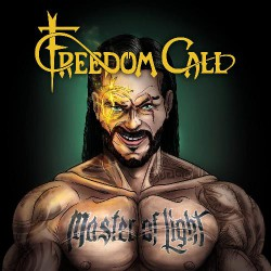 Freedom Call - Master Of Light - CD DIGIPAK