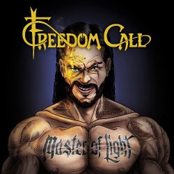 Freedom Call - Master Of Light - DOUBLE LP GATEFOLD COLOURED + CD