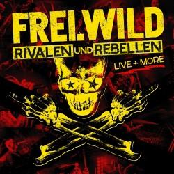Frei.Wild - Rivalen Und Rebellen – Live & More - 2CD + DVD