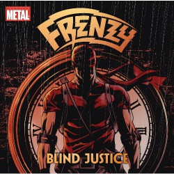 Frenzy - Blind Justice - LP