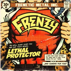 Frenzy - Lethal Protector - LP COLOURED