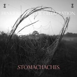 Frnkiero AndThe Cellabration - Stomachaches - CD DIGIPACK