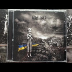 From The Bogs Of Aughiska / Dark Ages - Split - CD