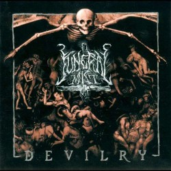 Funeral Mist - Devilry - CD